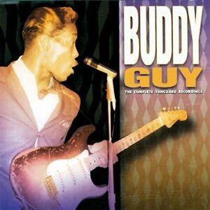 Buddy-Guy-Complete-Vanguard-Recordings-New-CD-UK-Import