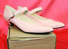 Size 5 Ladies  Baby Pink shoes, Mary Jane by Hay-Way of UK Sissy maid