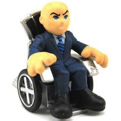 "2.5/"" Playskool MARVEL SUPER HERO SQUAD Professor X ACTION FIGURE collezione TOY"