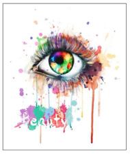 Internet Password Keeper Website Organizer Book Journal Large Print Eye Shade