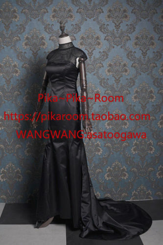 Hotel Transylvania Mavis Cosplay Wedding dress Halloween Party Dress clothing