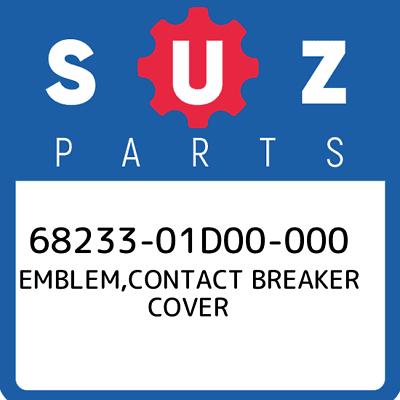 Suzuki 68233-01D00 EMBLEM CONTACT