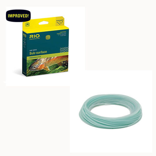 Rio AquaLux II Fly Line  No Tax and Free Shipping in USA