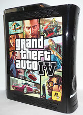 CONSOLE XBOX 360 GRAND THEFT AUTO IV LIMITED EDITION - 473 OF 500 RARE GTA