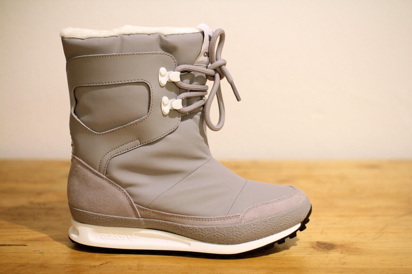 Adidas Originals Snowrush Winter Stiefel Grau Gr. 37,38,39,40 NEU & OVP
