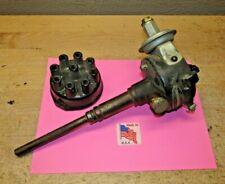 1937 1948 Pontiac 249 L8 Cylinder Used Distributor Core Delco Remy 1110804 Usa
