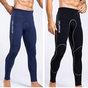 Men-039-s-Wetsuit-Pants-2mm-Neoprene-Diving-Snorkeling-Scuba-Surf-Canoe-Pants