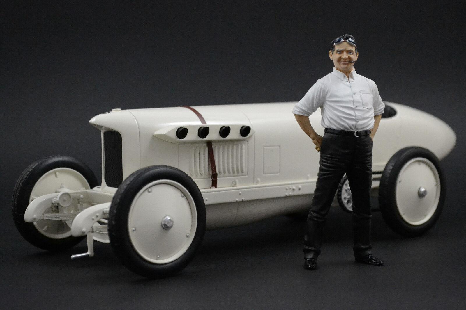 Barney Oldfield Figur Figur Figur für 1 18 BLITZ BENZ  BoS  | Kostengünstig  b34c6d