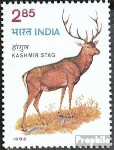 India 917 (complete.issue.) unmounted mint / never hinged 1982 Hirsch