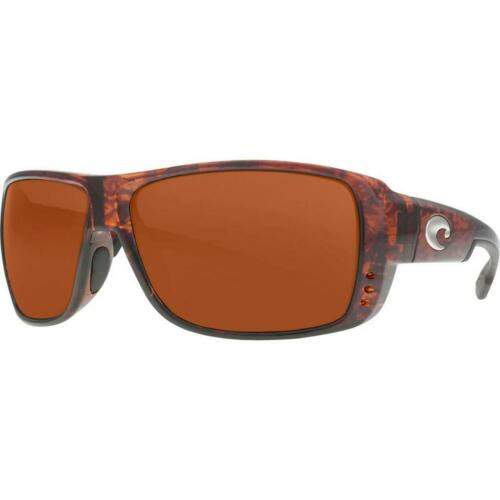 Details about  /New Costa del Mar Double Haul Polarized Sunglasses Tortoise//Copper 580P Rare