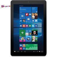 "Tablet PC 10.1"" 32GB Windows 10 Touch Screen Intel Atom Quad-Core WiFi Keyboard"