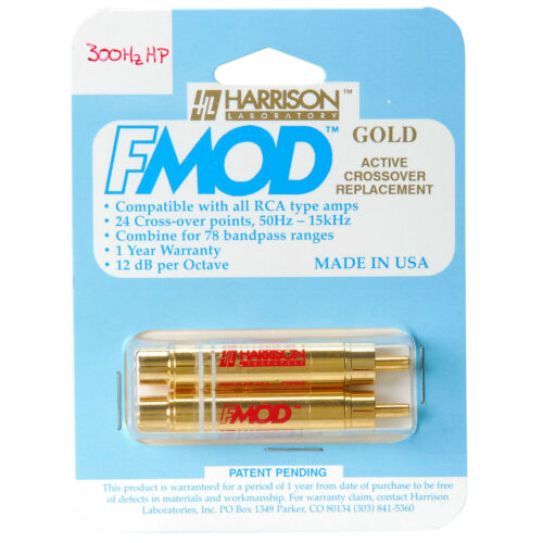 FMOD Crossover Pair 300 Hz High Pass