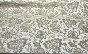 Renaissance-Italian-Cut-Chenille-Caramel-Upholstery-Fabric-by-the-yard