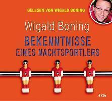 1 von 1 - Wigald Boning- Bekenntnisse eines Nachtsport, gekürzte Lesung auf 4 CDs, foliert