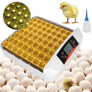 Digital-Automatique-56-Oeufs-Canard-Poule-Incubateur-Incubator-Couveuse-Machine