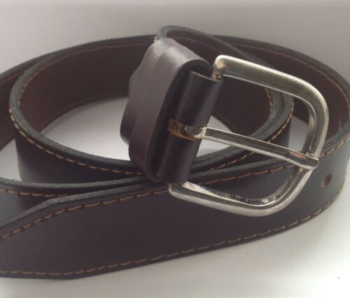 LEATHER BELT MENS Size 32  inches to 36 inches
