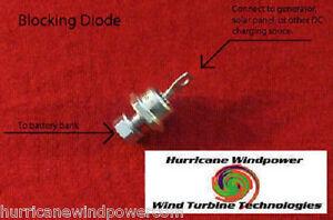 40 Amp 600 Volt Blocking Diode Lot of 10 Wind Generator Wind Turbine Solar Panel
