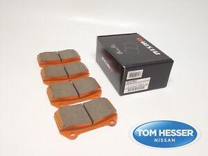 NISMO-S-Tune-Front-Brake-Pad-Set-Nissan-350Z-Z33-Fairlady-Z-D1060-RN27B