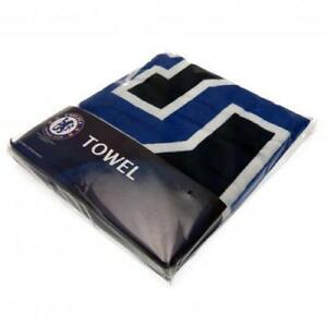extra-large-neuf-CHELSEA-FOOTBALL-CLUB-SERVIETTE-BAIN-PLAGE-garcons-CADEAU