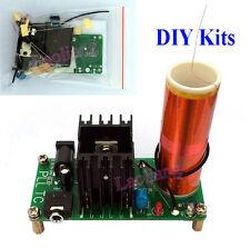 Music Tesla Coil Board Kits Plasma Speaker Arc Ignition Wireless Transmission