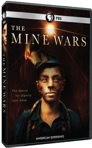 The-Mine-Wars-American-Experience-New-DVD