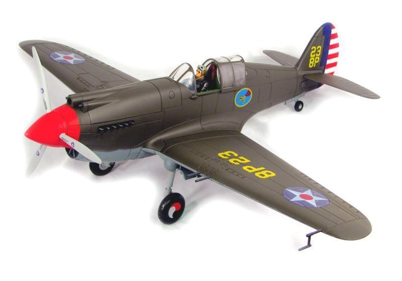 21ST CENTURY 1 18 AVION P-40 WARHAWK 23 8P  LANGLEY FIELD  The Ultimate soldier