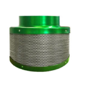 Details about FILTAROO RC412 CHARCOAL AIR ACTIVATED CARBON FILTER 100MM X  150MM HYDROPONICS