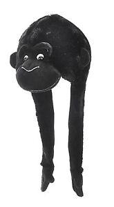 Tier Mütze Plüsch Mütze Affe Gorilla