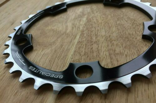 TA Zephyr Chainring NEW 34t COMPACT Chain Ring 9//10s Shimano Road Bike