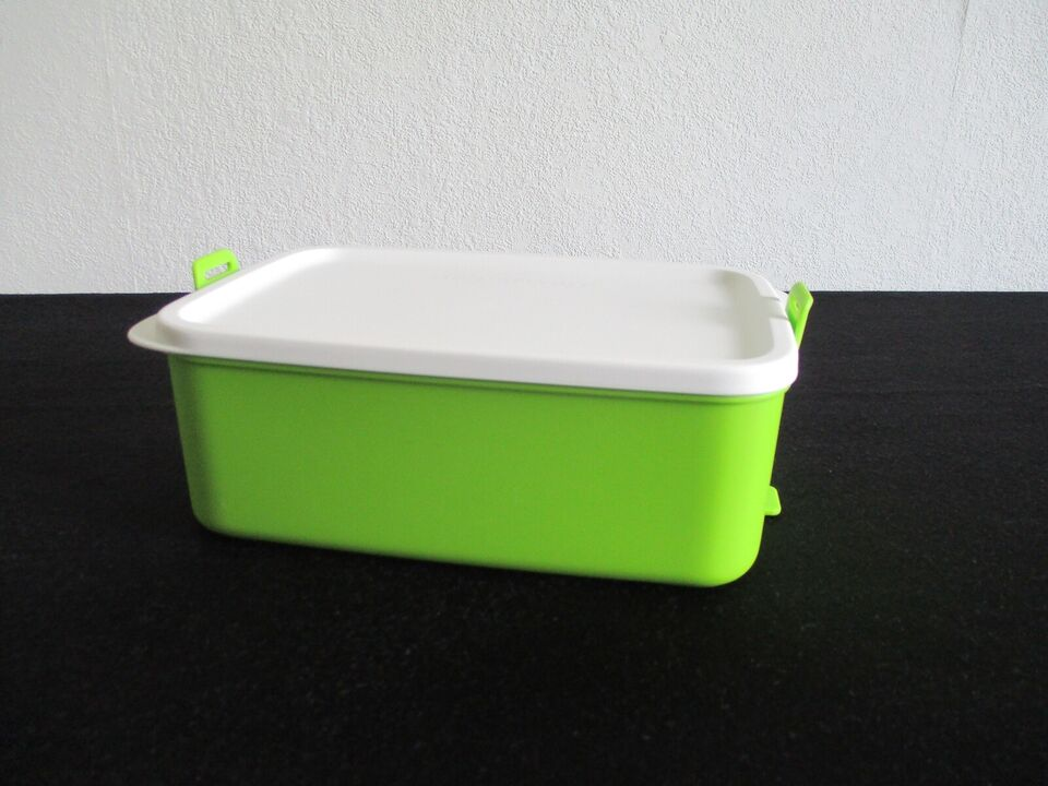 Plastik, Klick-to-go Lunchboks, Tupperware