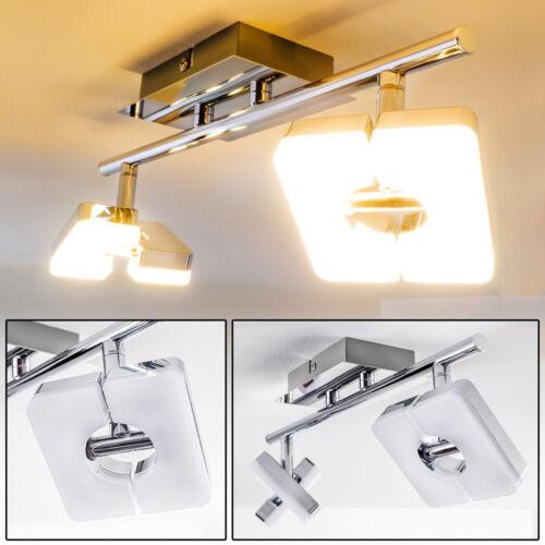 moderne Design LED Deckenleuchte Turin Spots Strahler Wohn Schlaf Kinder Zimmer