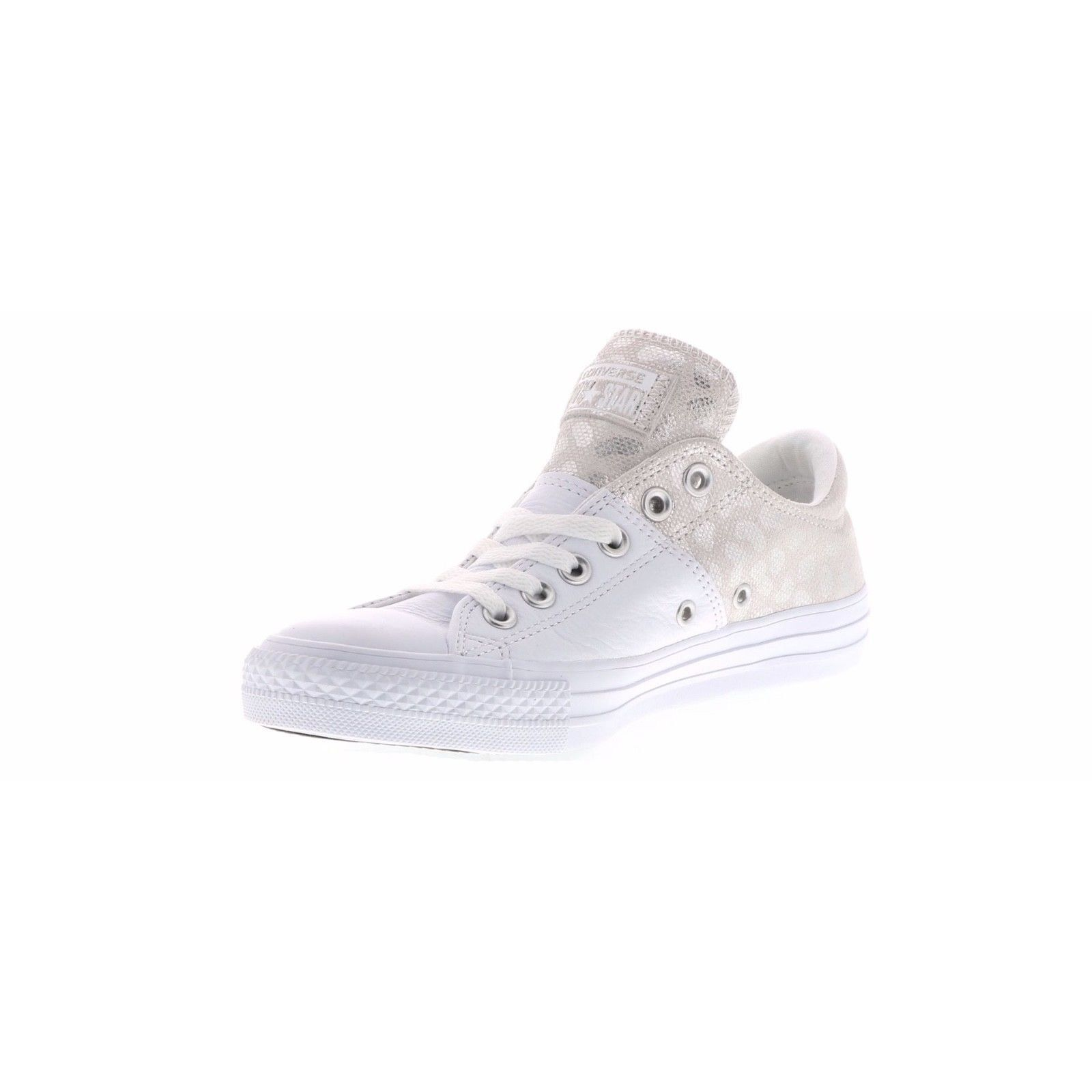 CONVERSE ALL STAR CHUCK TAYLOR MADISON OX OX MADISON LOW WOMEN Schuhe Weiß 555830C SZ 9 NEW 099421