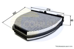 Comline-Cabin-Pollen-Interior-Air-Filter-EKF176A-BRAND-NEW