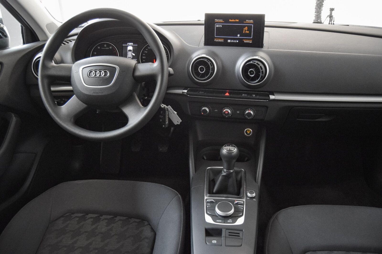 Audi A3 1,4 TFSi 150 Attraction SB - billede 8