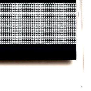 DIAMANTE TRIM DECORATIVE BORDER STRAIGHT EDGE ROLLER BLINDS BLACK EASY TO FIT