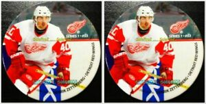 2x-POG-UNLIMITED-2006-HENRIK-ZETTERBERG-NHL-DETROIT-RED-WINGS-RARE-ODDBALL-LOT