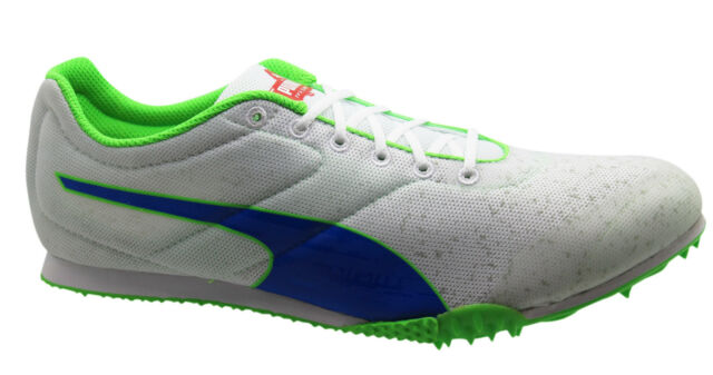 Puma TFX Star V3 Junior Running Spikes Track Speed Sprint Shoes Studs Tabs