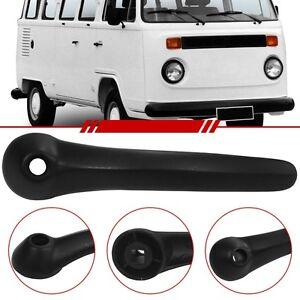 vw type 2 bus 1968 1979 deluxe metal black interior cargo door handle inner ebay