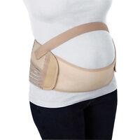 Pregnancy Maternity Pregnancy Back & Bump Support Belt Beige Colour.