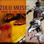 Traditional Zulu Music - Songs Of King Shaka by Amagugu Akwazulu/Abalendeli Bengoma (CD, Jul-2011, Arc Music)