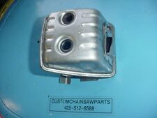HUSQVARNA CHAINSAW 435 440 445 450 MUFFLER OEM  -----  BOX2048