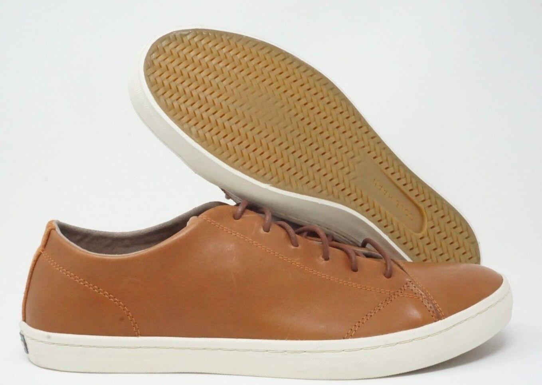 Cole Haan Trafton Luxe Cap Toe  British Tan Uomo Shoes Size 11.5
