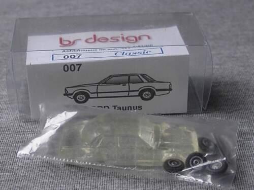 FORD TAUNUS DE 1977-De BS-Design 1:87
