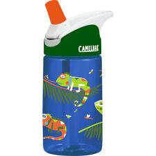 Camelbak Eddy Kid's BPA-Free Bottle 12oz (.4L) - Iguanas (DC'd)
