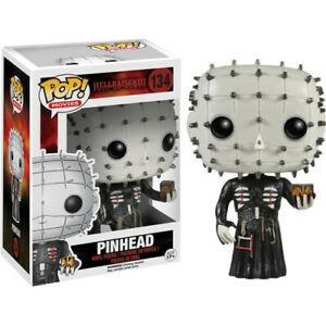 Funko-Character-Hellraiser-Pinhead-Movie-Pop-Authentic-Vinyl-Figure-Brand-New