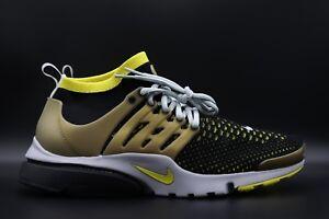 detailed look f8af3 f424a Image is loading Nike-Air-Presto-Flyknit-Brutal-Honey-sz-10-