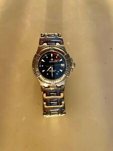 ZODIAC SEA WOLF 200M diver watch unisex ref 308.28.08