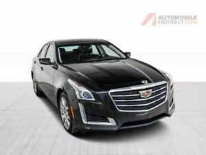 2016 Cadillac CTS Luxury Collection AWD Cuir Toit Pano GPS Caméra