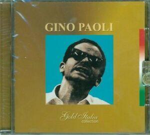 Gino-Paoli-Gold-Italian-Collection-Cd-Sigillato