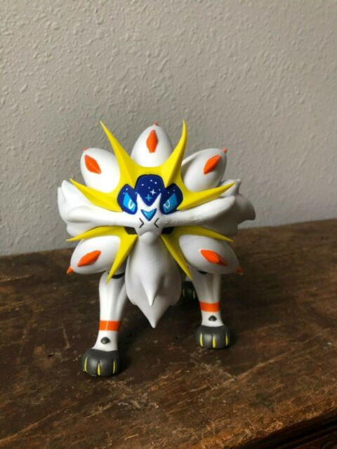 12 Inch Figure Brand New. Pokemon Legendary Figure Solgaleo
